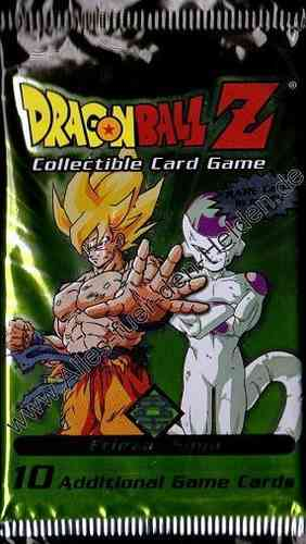 Dragon Ball Z: Frieza Saga, Booster Pack