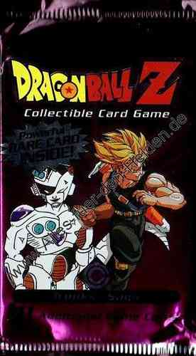 Dragon Ball Z: Trunks Saga, Booster Pack