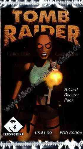 Tomb Raider CCG: Booster Pack