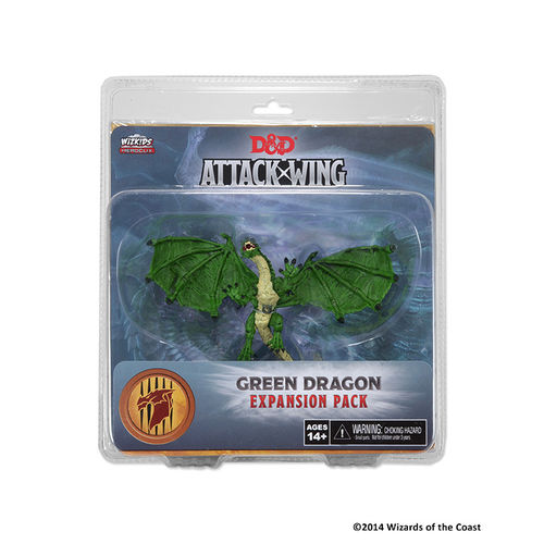 D & D Attack Wing: Green Dragon (engl.)