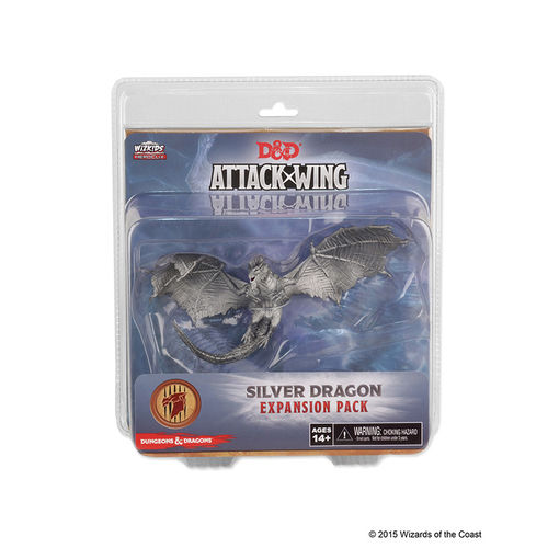 D & D Attack Wing: Silver Dragon (engl.)