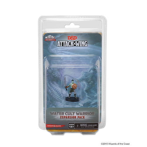 D & D Attack Wing: Water Cult Warrior (engl.)