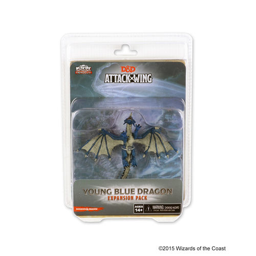 D & D Attack Wing: Young Blue Dragon (engl.)