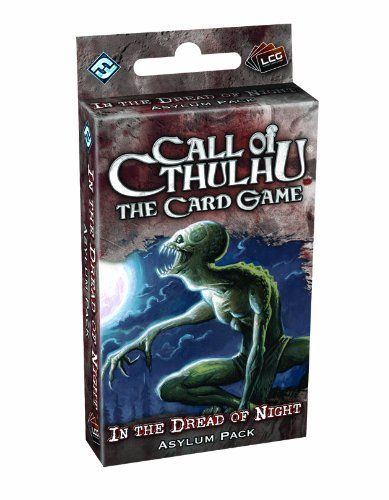 CoC: In the Dread of Night - Asylum Pack EN