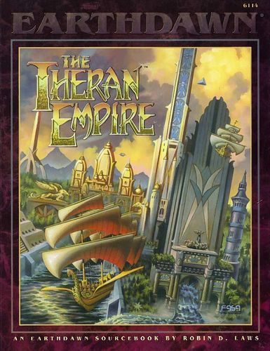 Earthdawn: The Theran Empire