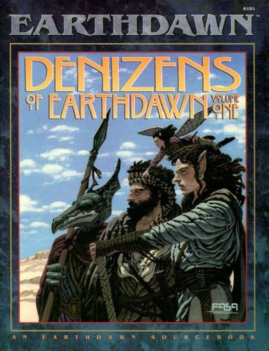 Earthdawn: Denizens of Eartdawn - Vol.1