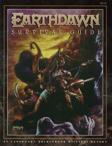 Earthdawn: Survival Guide