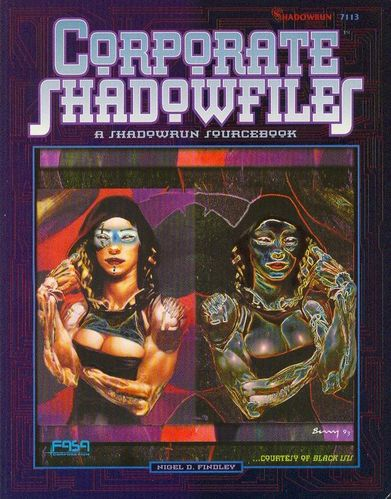 Shadowrun: Corporate Shadowfiles (2.Ed.)