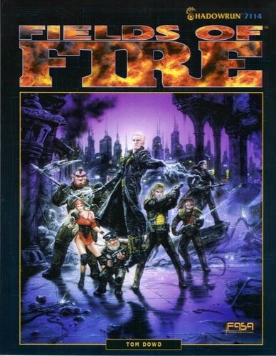 Shadowrun: Fields of Fire (2.Ed.)