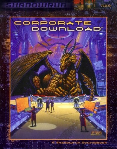 Shadowrun: Corporate Download (3.Ed.)