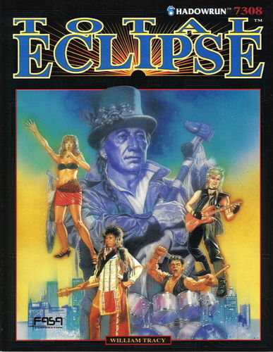 Shadowrun: Total Eclipse (1.Ed.)
