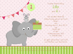 PARTY-KIGE-KAR-05-MAUS & ELEFANT