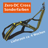 X-Back Zuggeschirr Cross in Zero Farben