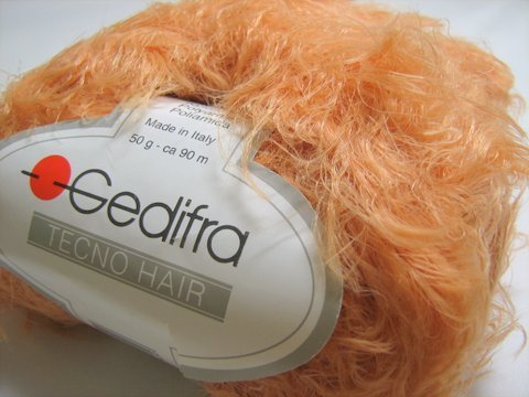Tecno Hair F.34 Orange