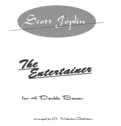 "Scott Joplin: ""The Entertainer"" als pdf"