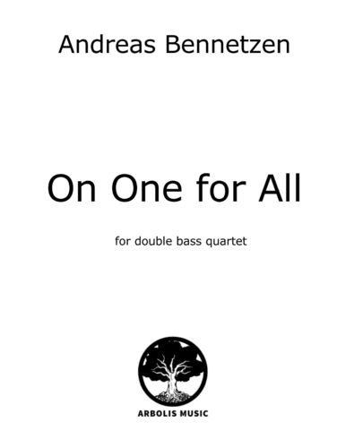 "Andreas Bennetzen: ""On One for All"" als pdf"