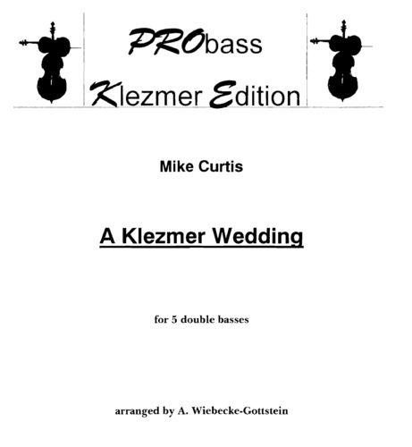"Mike Curtis: ""A Klezmer Wedding"" pdf-file"