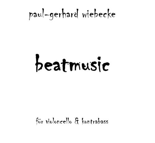"Paul-Gerhard Wiebecke: ""beatmusic"" als pdf"