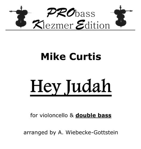 "Mike Curtis: ""Hey Judah"" als pdf"