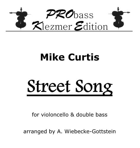"Mike Curtis: ""Street Song"" als pdf"