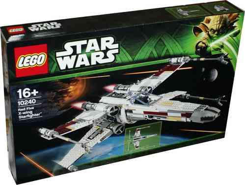 LEGO Exklusiv Star Wars 10240 Red Five X-wing Starfighter