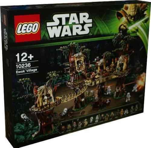 LEGO Exklusiv Star Wars 10236 Ewok Village