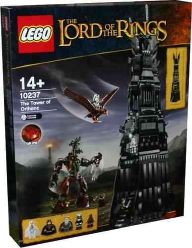 LEGO Exklusiv Lord of the Rings 10237 Der Turm von Orthanc