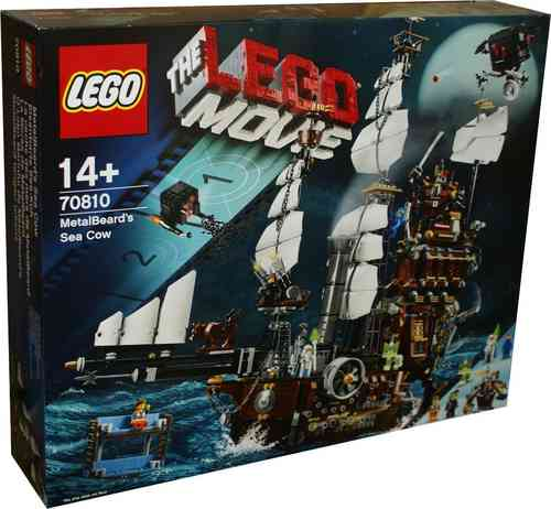 LEGO Movie 70810 Eisenbarts See-Kuh