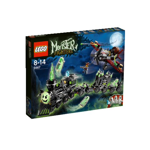 LEGO Monster Fighters 9467 Geisterzug