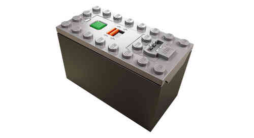 LEGO Power Functions 88000 AAA Batteriebox
