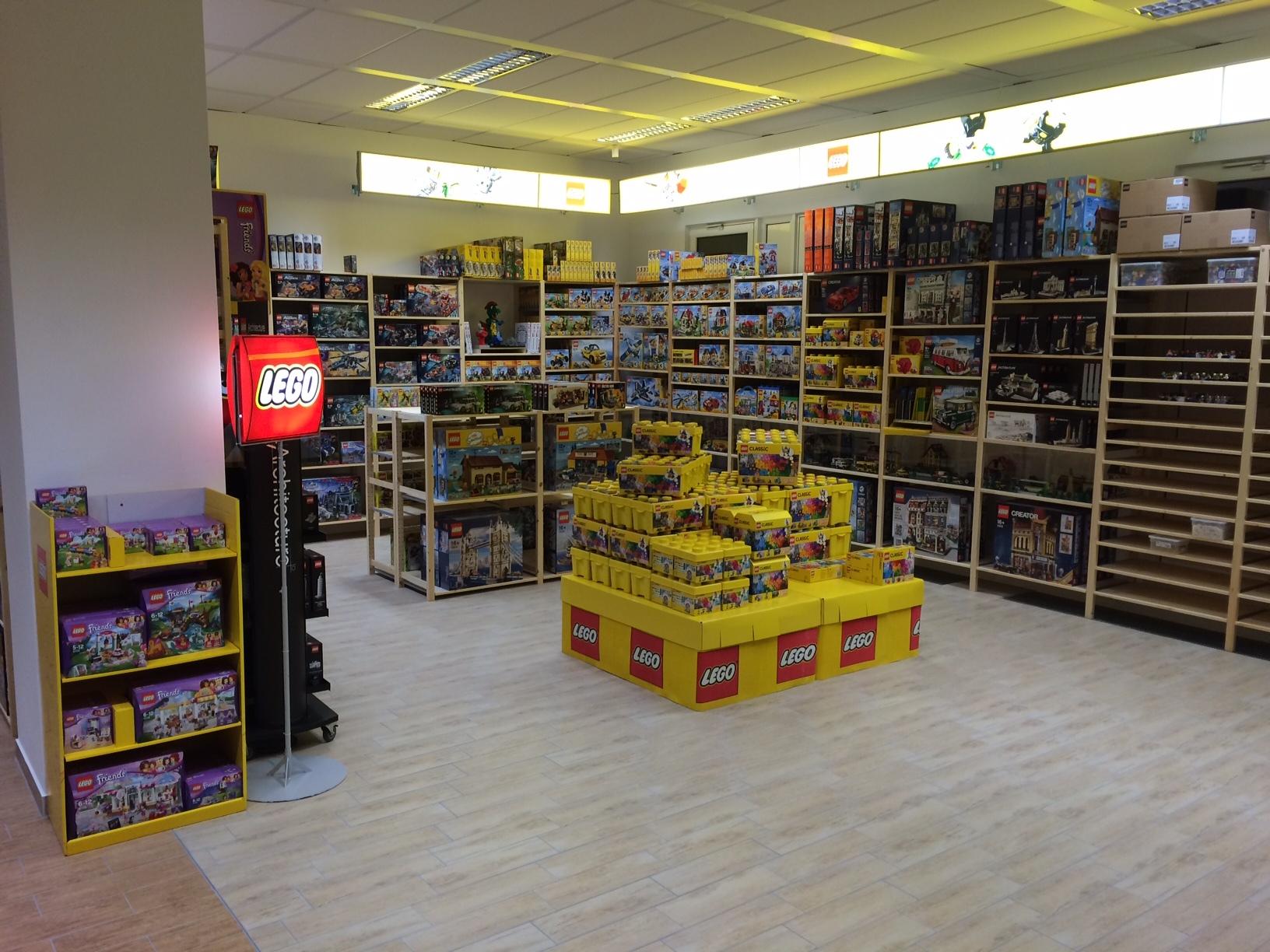 Lego Shop Frankfurt