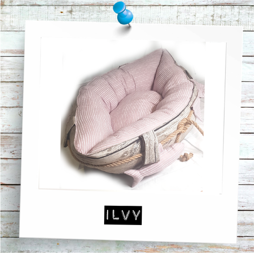 "Hundeboot ""ILVY"" dusty rose"