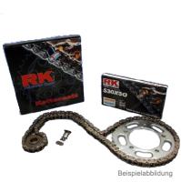 RK X-Ring Kettensatz Kawasaki ZZ-R 1100 D1-2 Bj. 93-94