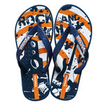 Ipanema Kinder Sandalen - blau/blau/orange