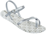 Ipanema Fashion sandals - white/silver