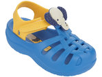 Ipanema Summer Baby sandals - blue/yellow