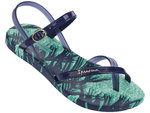 Ipanema Fashion sandals green blue