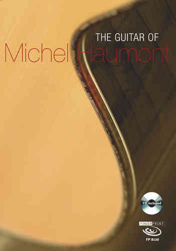 The Guitar of Michel Haumont (Buch & CD)