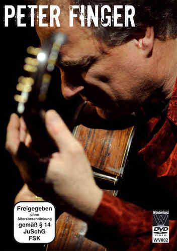 Peter Finger In Concert (DVD)