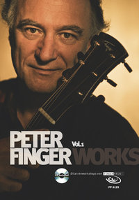 Peter Finger – Works Vol. 1 (Book + CD)