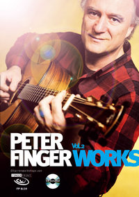 Peter Finger - Works, Vol. 2 (Music Score & CD)