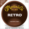 Martin Retro Custom Light