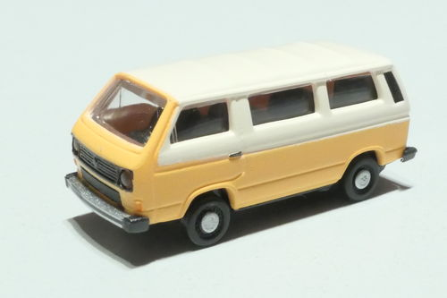Lemke LC 4304 VW T3 Bus weiß/orange