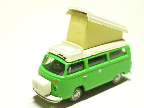Lemke LC 3883 VW T2 Bus Camper green