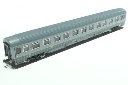Fleischmann 814453 FS 2nd cl. pasanger car grey