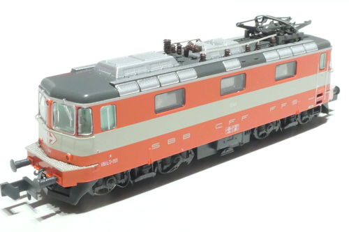 Hobbytrain H3022 SBB Re 4/4 11141 orange/grau
