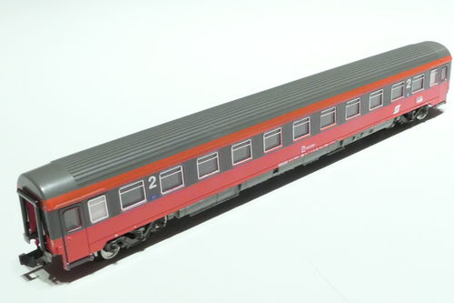 Fleischmann 814494 ÖBB 2nd.cl. IC-car rot/grau