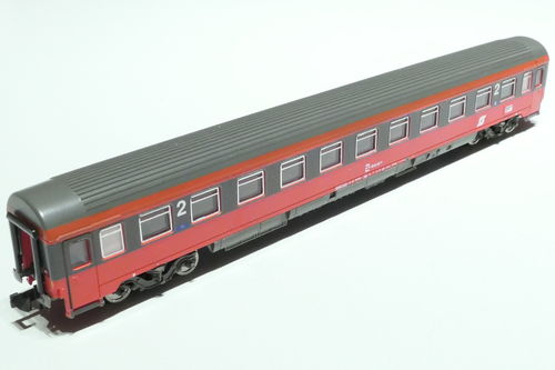 Fleischmann 814495 ÖBB 2nd.cl. IC-car rot/grau