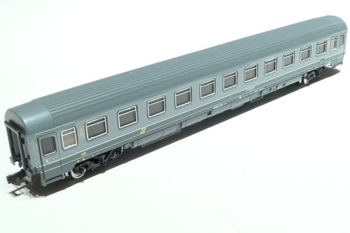 Fleischmann 814452 FS 2nd cl. pasanger car grey