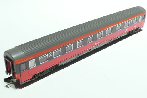 Fleischmann 814493 ÖBB 1st-2nd.cl. IC-car red/gray